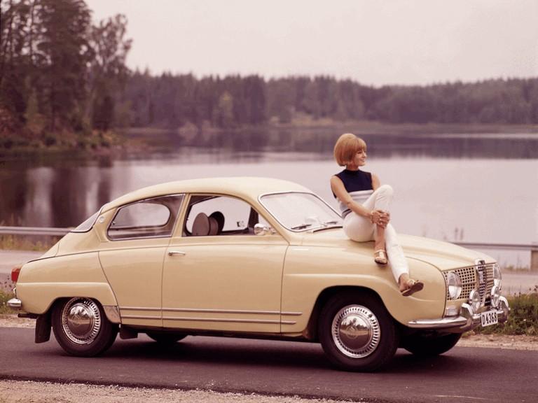 1967 Saab 96 260957