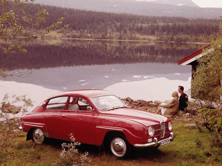 1967 Saab 96 260960