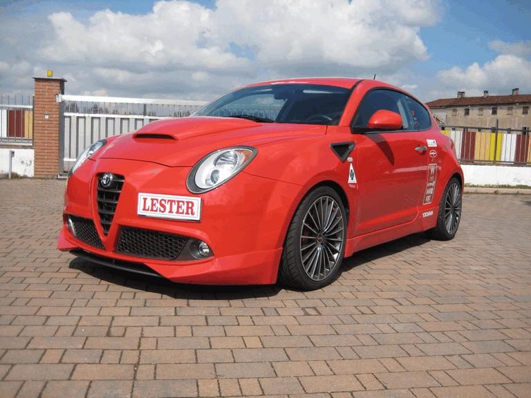 2009 Alfa Romeo MiTo with GTA-like aero-kit by Lester 261326