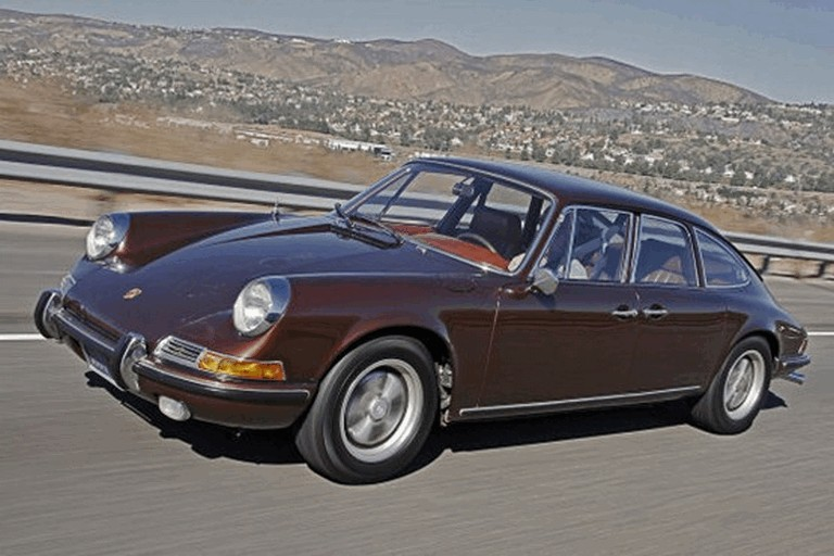 1967 Porsche 911 4-door one-off prototype by Troutman-Barnes 261394