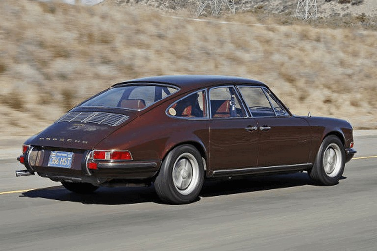 1967 Porsche 911 4-door one-off prototype by Troutman-Barnes 261395