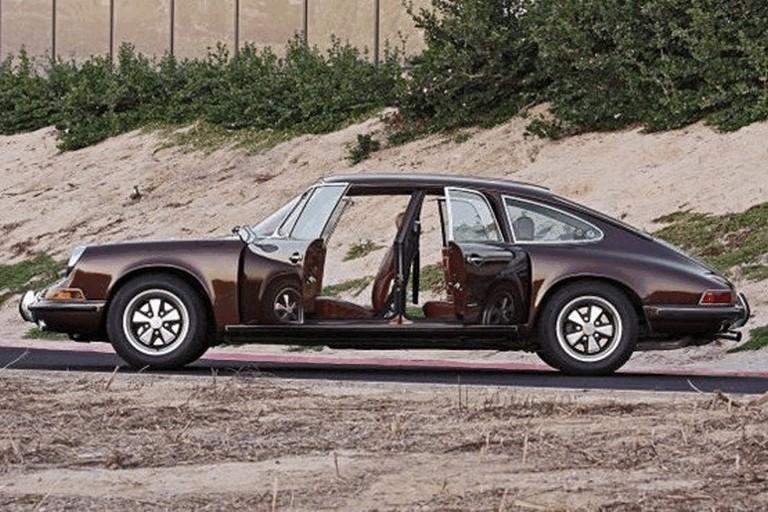 1967 Porsche 911 4-door one-off prototype by Troutman-Barnes 261396