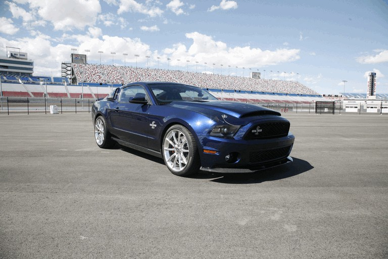 2010 Ford Mustang Shelby GT500 Super Snake 261406