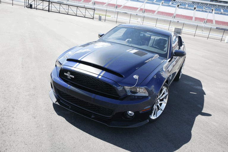 2010 Ford Mustang Shelby GT500 Super Snake 261407