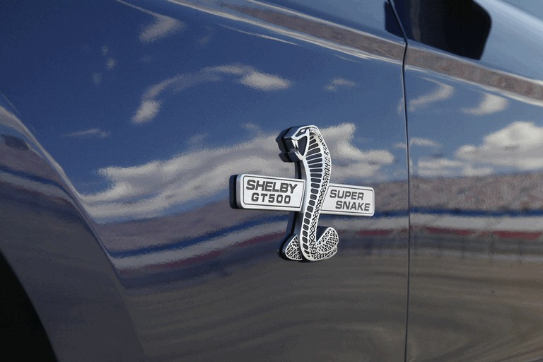 2010 Ford Mustang Shelby GT500 Super Snake 261411