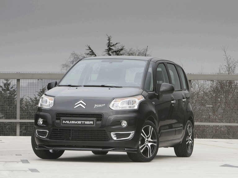 2009 Citroën C3 Picasso by Musketier 261423