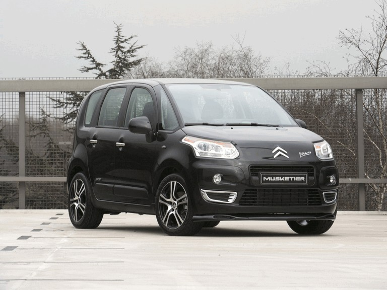 2009 Citroën C3 Picasso by Musketier 261424