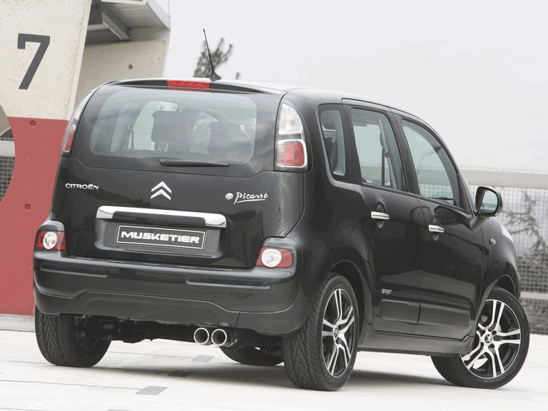 2009 Citroën C3 Picasso by Musketier 261425
