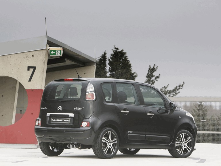 2009 Citroën C3 Picasso by Musketier 261426