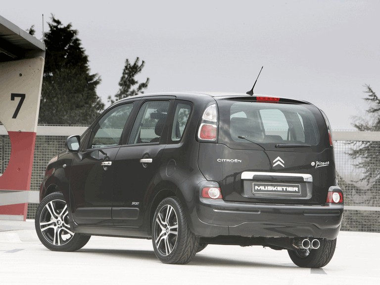 2009 Citroën C3 Picasso by Musketier 261427