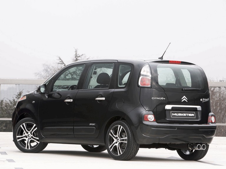 2009 Citroën C3 Picasso by Musketier 261429