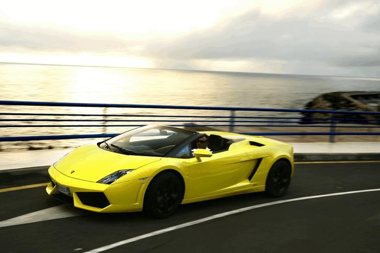 2009 Lamborghini Gallardo LP560-4 spyder 261475