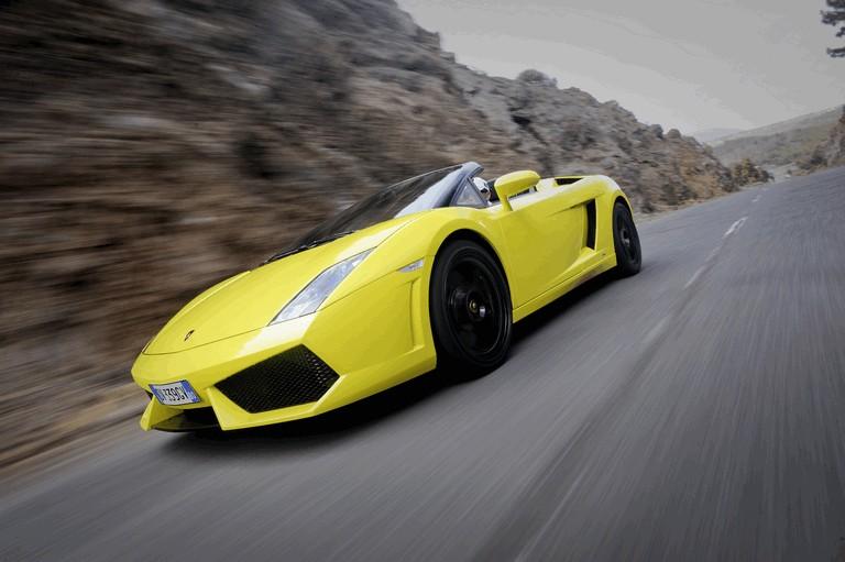2009 Lamborghini Gallardo LP560-4 spyder 261476