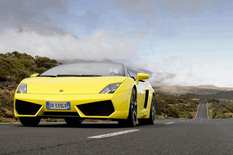 2009 Lamborghini Gallardo LP560-4 spyder 261478