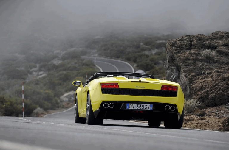 2009 Lamborghini Gallardo LP560-4 spyder 261479