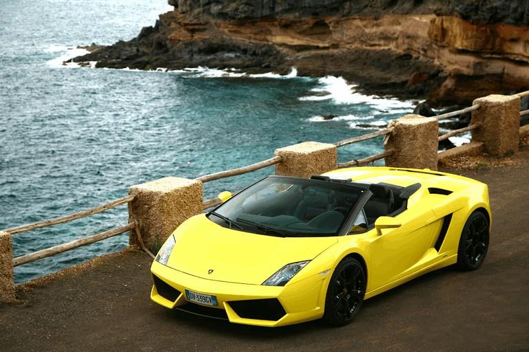 2009 Lamborghini Gallardo LP560-4 spyder 261481
