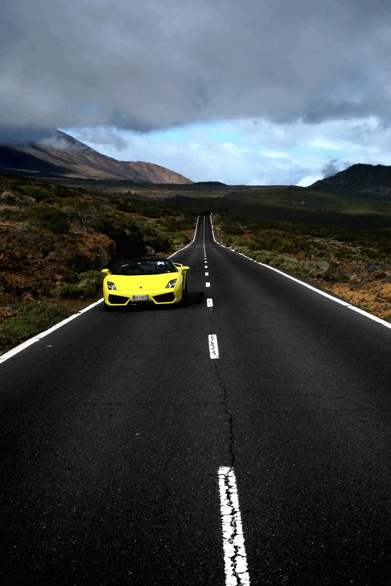 2009 Lamborghini Gallardo LP560-4 spyder 261482