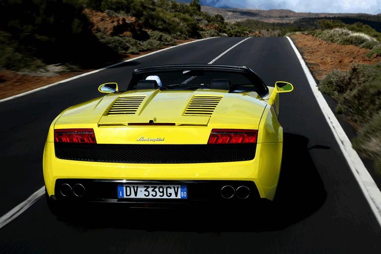 2009 Lamborghini Gallardo LP560-4 spyder 261483