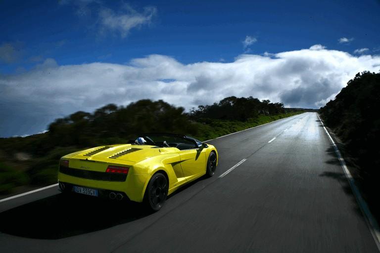 2009 Lamborghini Gallardo LP560-4 spyder 261485