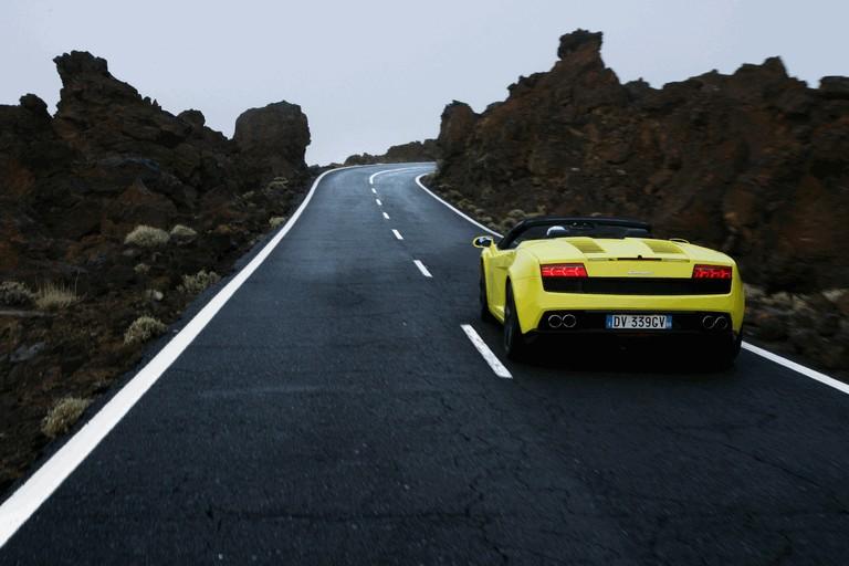 2009 Lamborghini Gallardo LP560-4 spyder 261486