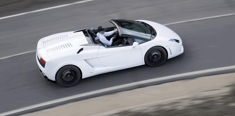 2009 Lamborghini Gallardo LP560-4 spyder 261492