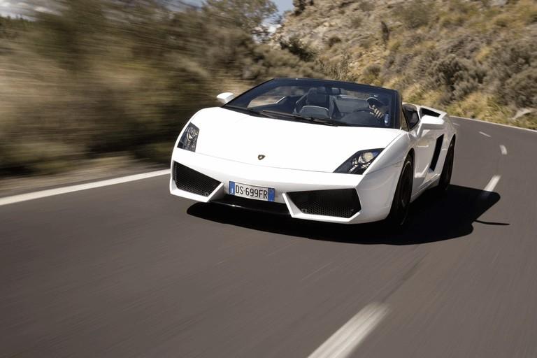 2009 Lamborghini Gallardo LP560-4 spyder 261494
