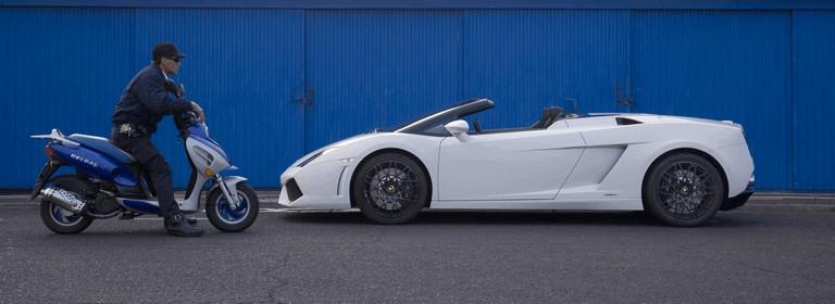 2009 Lamborghini Gallardo LP560-4 spyder 261498