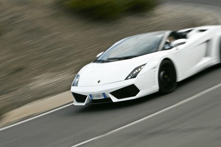 2009 Lamborghini Gallardo LP560-4 spyder 261503