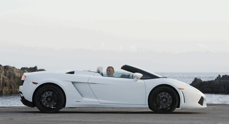2009 Lamborghini Gallardo LP560-4 spyder 261509