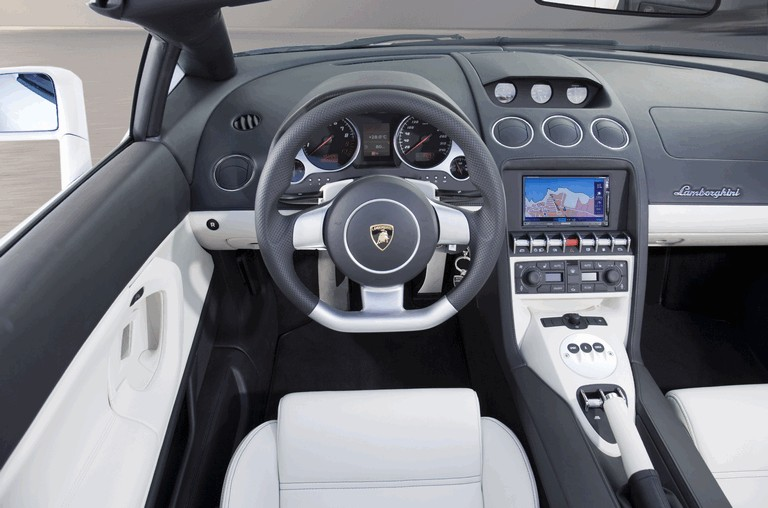 2009 Lamborghini Gallardo LP560-4 spyder 261517