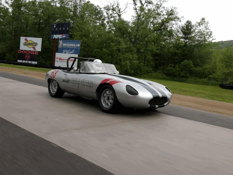 1963 Jaguar E-Type Select Edition Roadster Show Car #63 (2004 Season) 194739