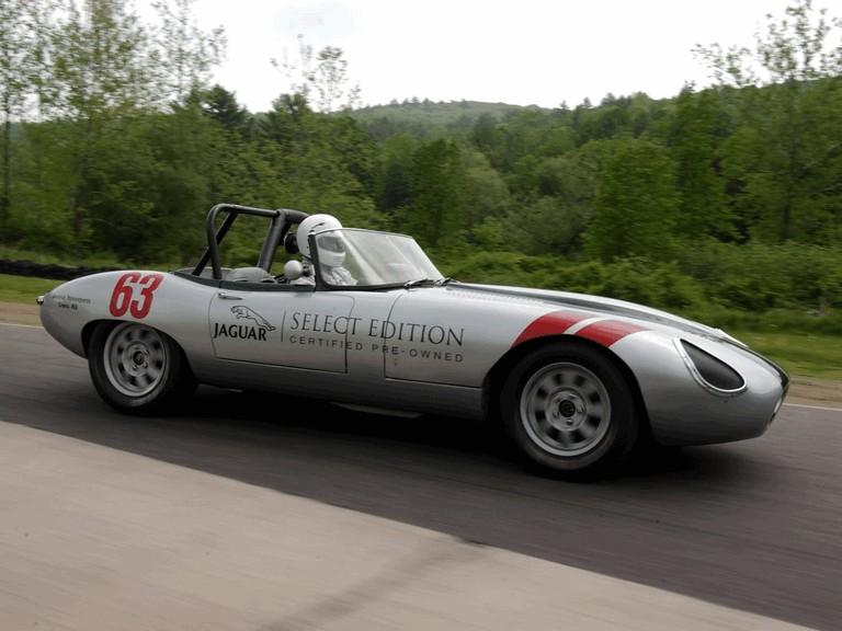 1963 Jaguar E-Type Select Edition Roadster Show Car #63 (2004 Season) 194741