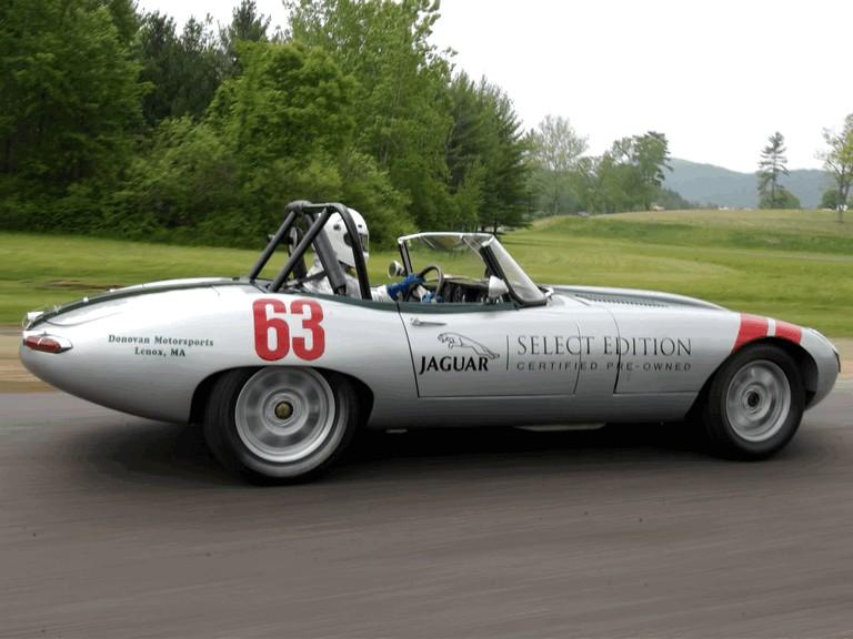1963 Jaguar E-Type Select Edition Roadster Show Car #63 (2004 Season) 194742