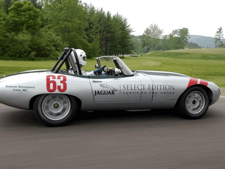 1963 Jaguar E-Type Select Edition Roadster Show Car #63 (2004 Season) 194743
