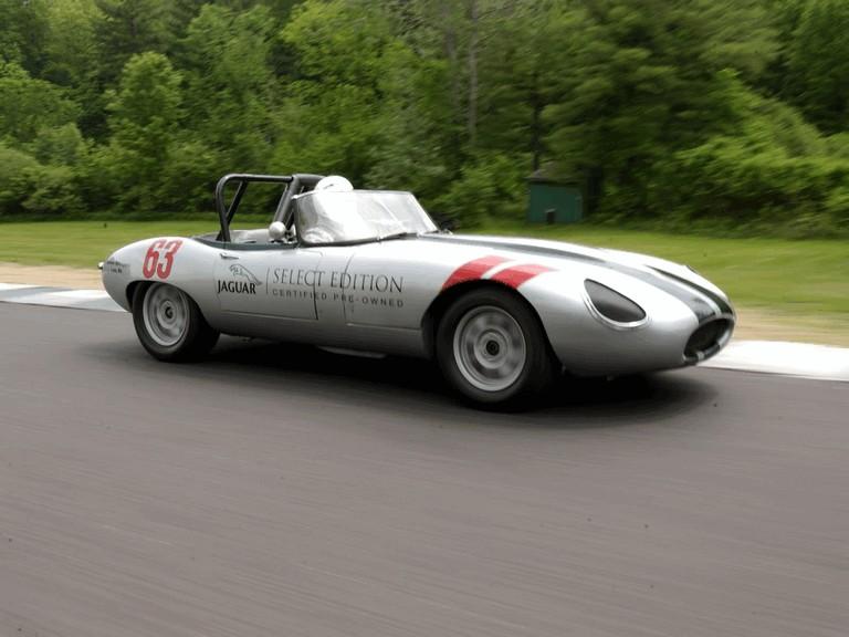 1963 Jaguar E-Type Select Edition Roadster Show Car #63 (2004 Season) 194747