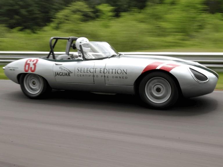 1963 Jaguar E-Type Select Edition Roadster Show Car #63 (2004 Season) 194748