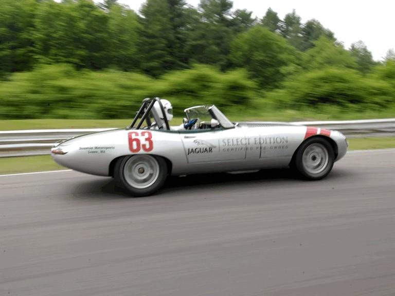 1963 Jaguar E-Type Select Edition Roadster Show Car #63 (2004 Season) 194749