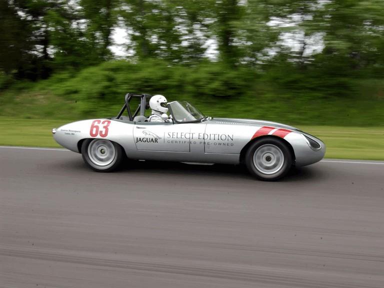 1963 Jaguar E-Type Select Edition Roadster Show Car #63 (2004 Season) 194752