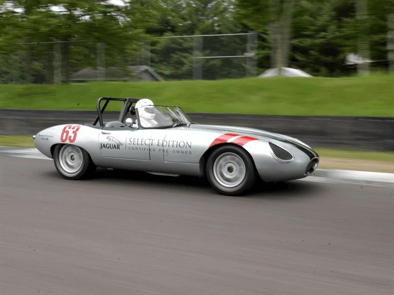 1963 Jaguar E-Type Select Edition Roadster Show Car #63 (2004 Season) 194755