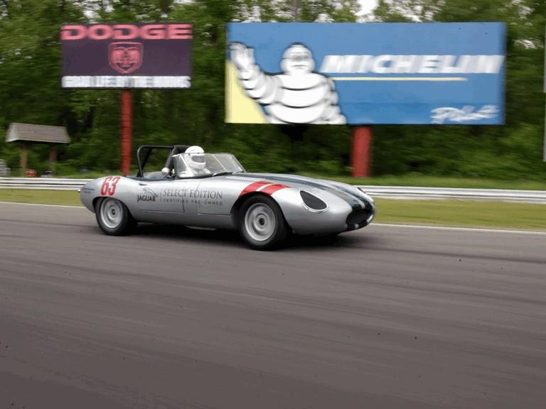 1963 Jaguar E-Type Select Edition Roadster Show Car #63 (2004 Season) 194759