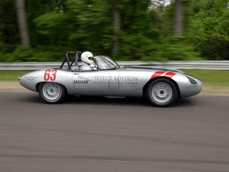 1963 Jaguar E-Type Select Edition Roadster Show Car #63 (2004 Season) 194761