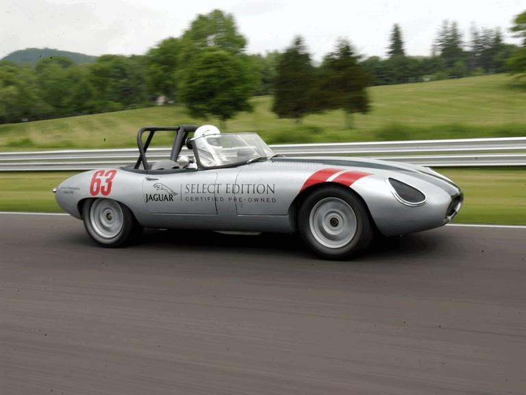 1963 Jaguar E-Type Select Edition Roadster Show Car #63 (2004 Season) 194763