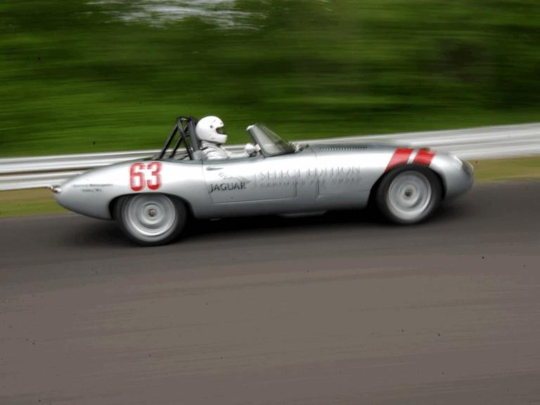 1963 Jaguar E-Type Select Edition Roadster Show Car #63 (2004 Season) 194767