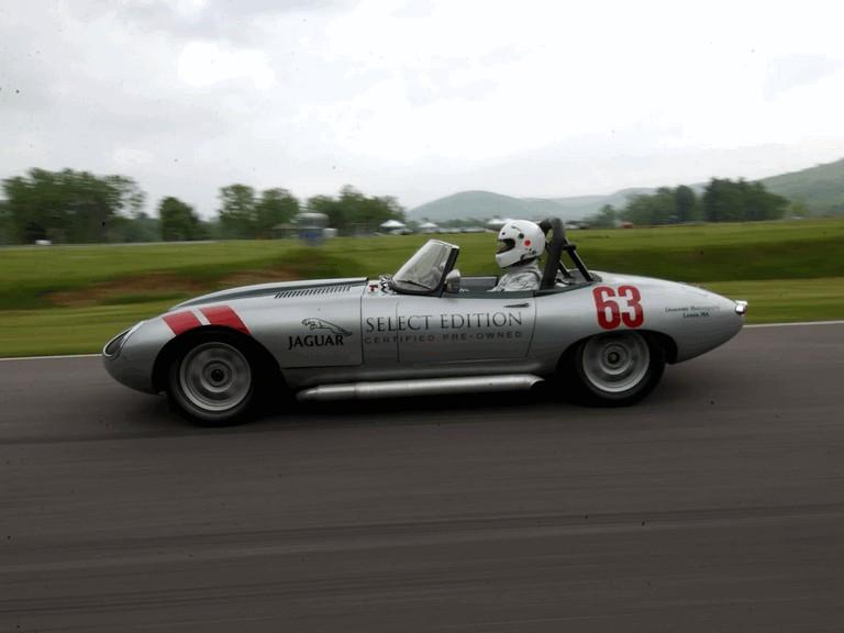 1963 Jaguar E-Type Select Edition Roadster Show Car #63 (2004 Season) 194774