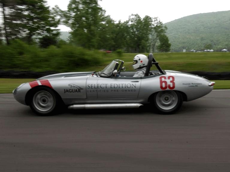 1963 Jaguar E-Type Select Edition Roadster Show Car #63 (2004 Season) 194777
