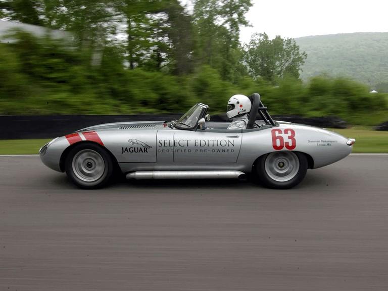1963 Jaguar E-Type Select Edition Roadster Show Car #63 (2004 Season) 194778
