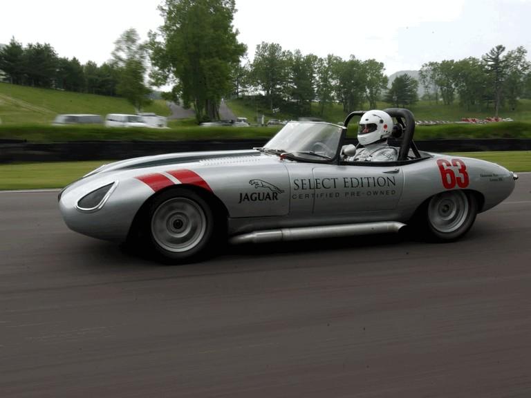 1963 Jaguar E-Type Select Edition Roadster Show Car #63 (2004 Season) 194783