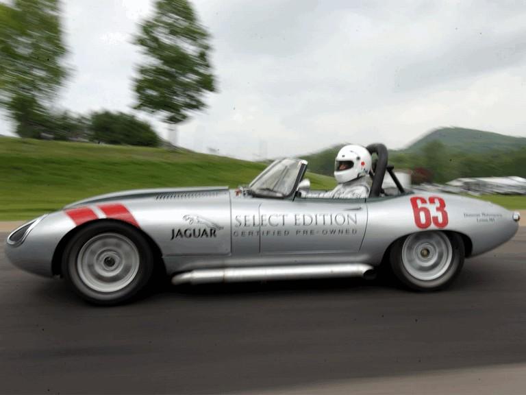 1963 Jaguar E-Type Select Edition Roadster Show Car #63 (2004 Season) 194786