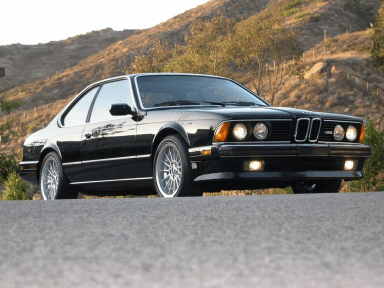1986 BMW M6 ( E24 ) 261598