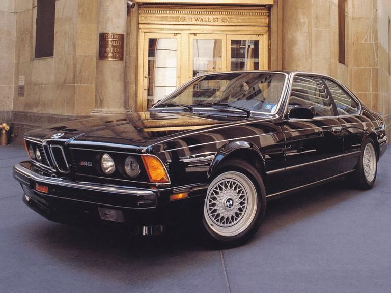 1986 BMW M6 ( E24 ) 261599